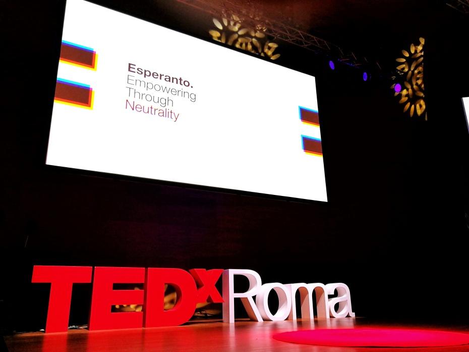 TEDxRoma 2018